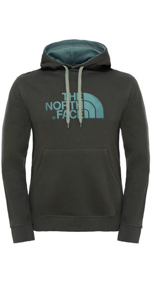 The North Face Drew Peak Pullover Hoodie Men Rosin Green